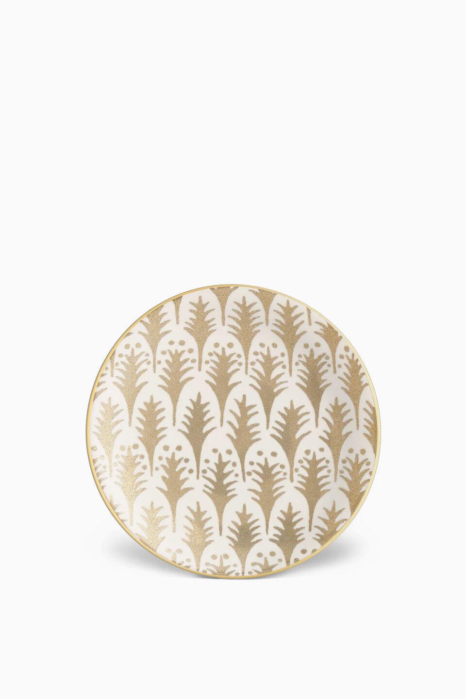 Fortuny Piumette Canape Plates