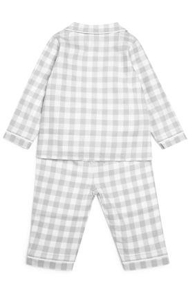 Grey Check Pyjamas