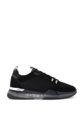 Elmore Midnight Clear Sole Sneakers