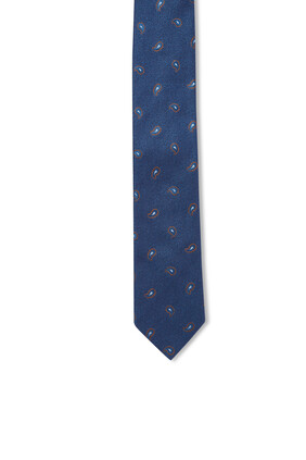 Micro Paisley Tie