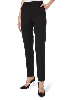 Treeca Tailored Wool Pants