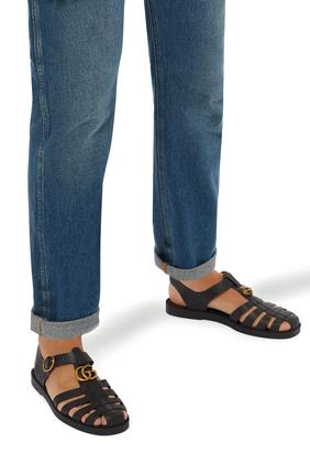 Buckle Strap Sandals