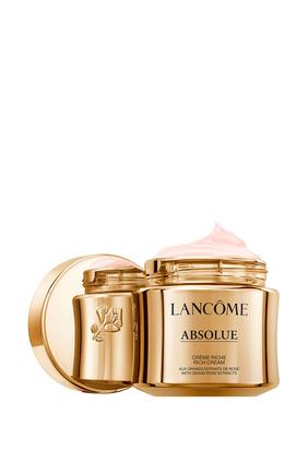Absolue Regenerating Rich Cream Recharge