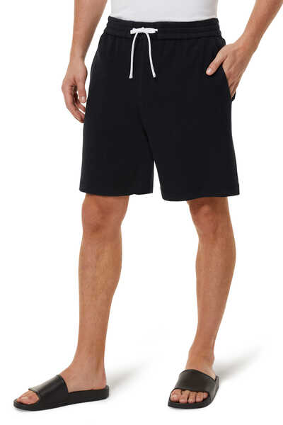 Cotton Terry Shorts