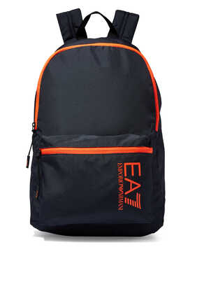 EA7 Train Core Nylon Backpack