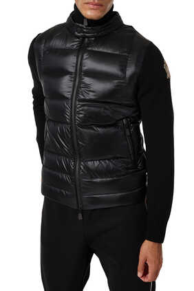 Grenoble Knitted Arm Jacket