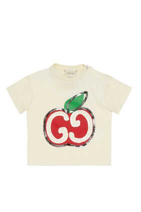GG Apple Logo T-Shirt