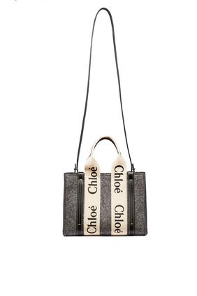 Small Woody Tote Bag