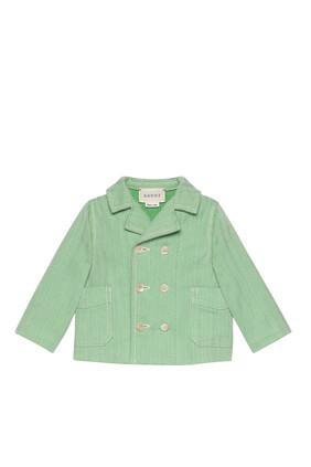 Herringbone Cotton Jacket