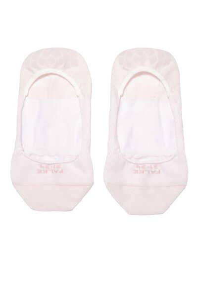 light pink invisble sock:Light/Pastel Pink :35/38
