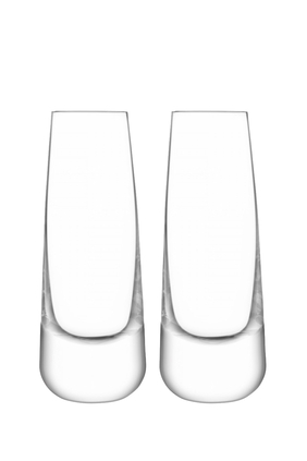 Bar Culture Long Drink Glass Set of Two