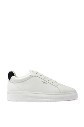 GRFTR Black Tab Sneakers