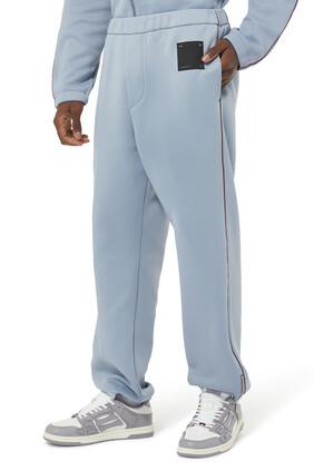 Plain Stripe Trackpants
