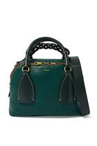 Daria Medium Leather Handbag