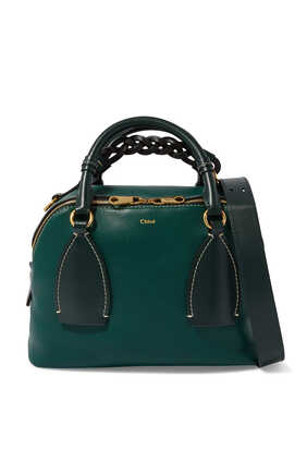 Daria Medium Leather Handbag