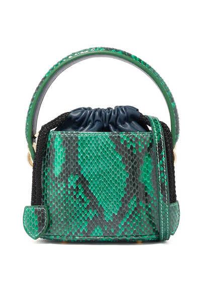 Mini Toffee Bucket Bag