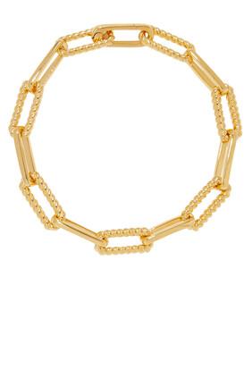 Gold Coterie Chain Bracelet