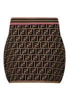 Monogram Skirt