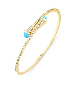 Cleo Turquoise Bangle