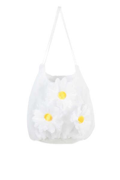 Daisy Tulle Bag