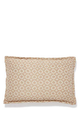 Printed Rectangular Cushion