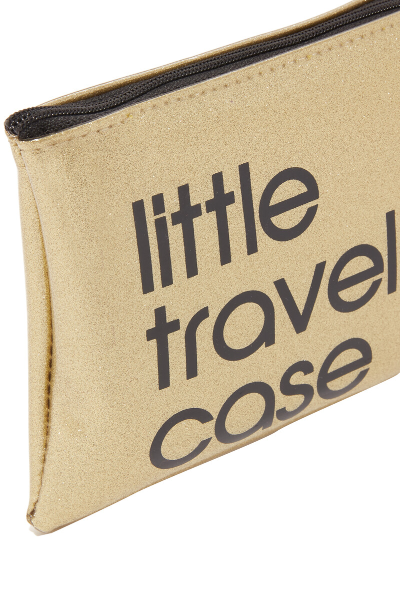 Little Travel Case Cosmetic Bag image number 3