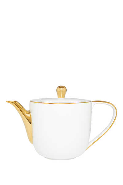 Coupe Tea Pot