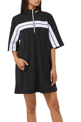 Stripe Track Dress