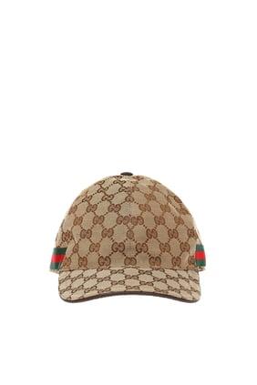 Original GG Canvas Baseball Hat