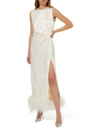 Akiko Midi Dress