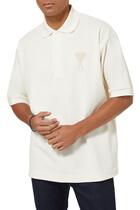 Oversize Polo Shirt