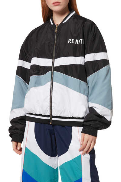 Dominion Reversible Bomber Jacket