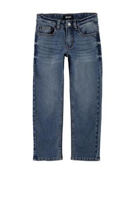 Denim Cotton Jeans