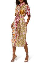 The Lovestruck Spliced Dress