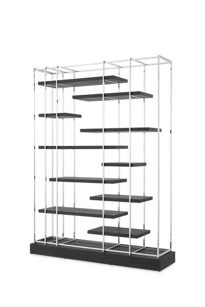 Ward Nickel Cabinet
