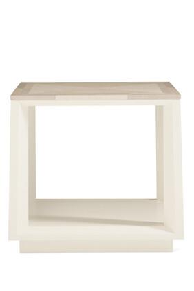 Artwork Side Table