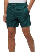 Race Logo Swim Shorts