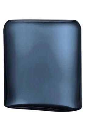 DJ Vase Nude Layers Medium Steel Blue:Blue :One Size