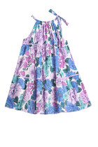 Poppy Halter Tie Dress