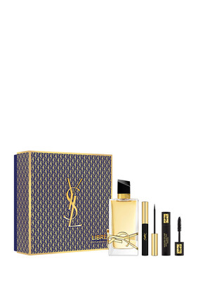 YSL Libre Set (Edp90ml+Eyeliner+Mascara)