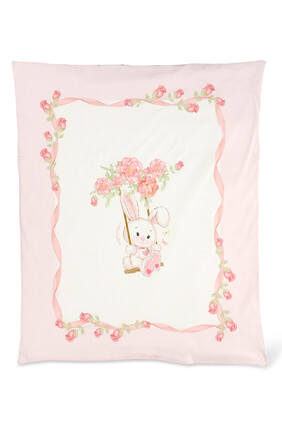 Little Rabbit Baby Blanket