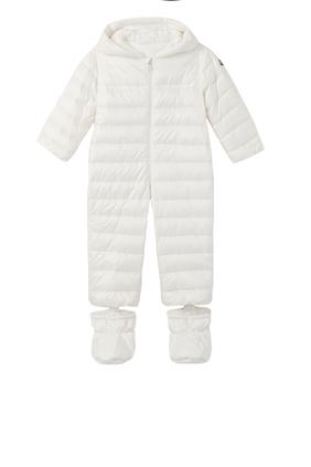 Padded Snowsuit