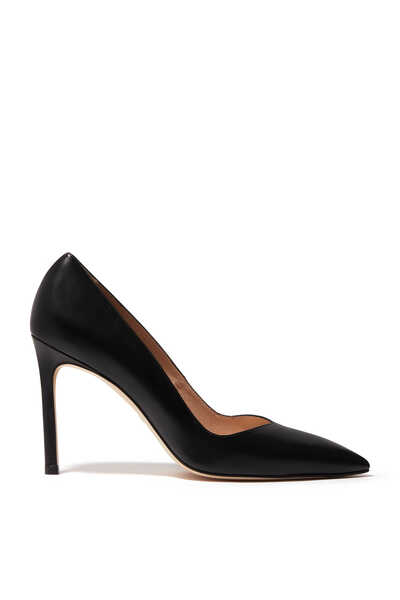 Anny Smooth Leather Pumps