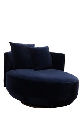 Fleur Velvet Chair
