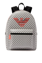 Monogram Canvas Backpack