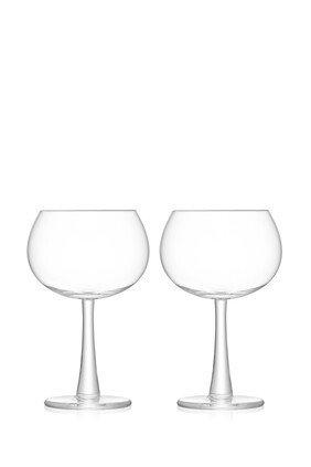 Balloon Glass Set of Two