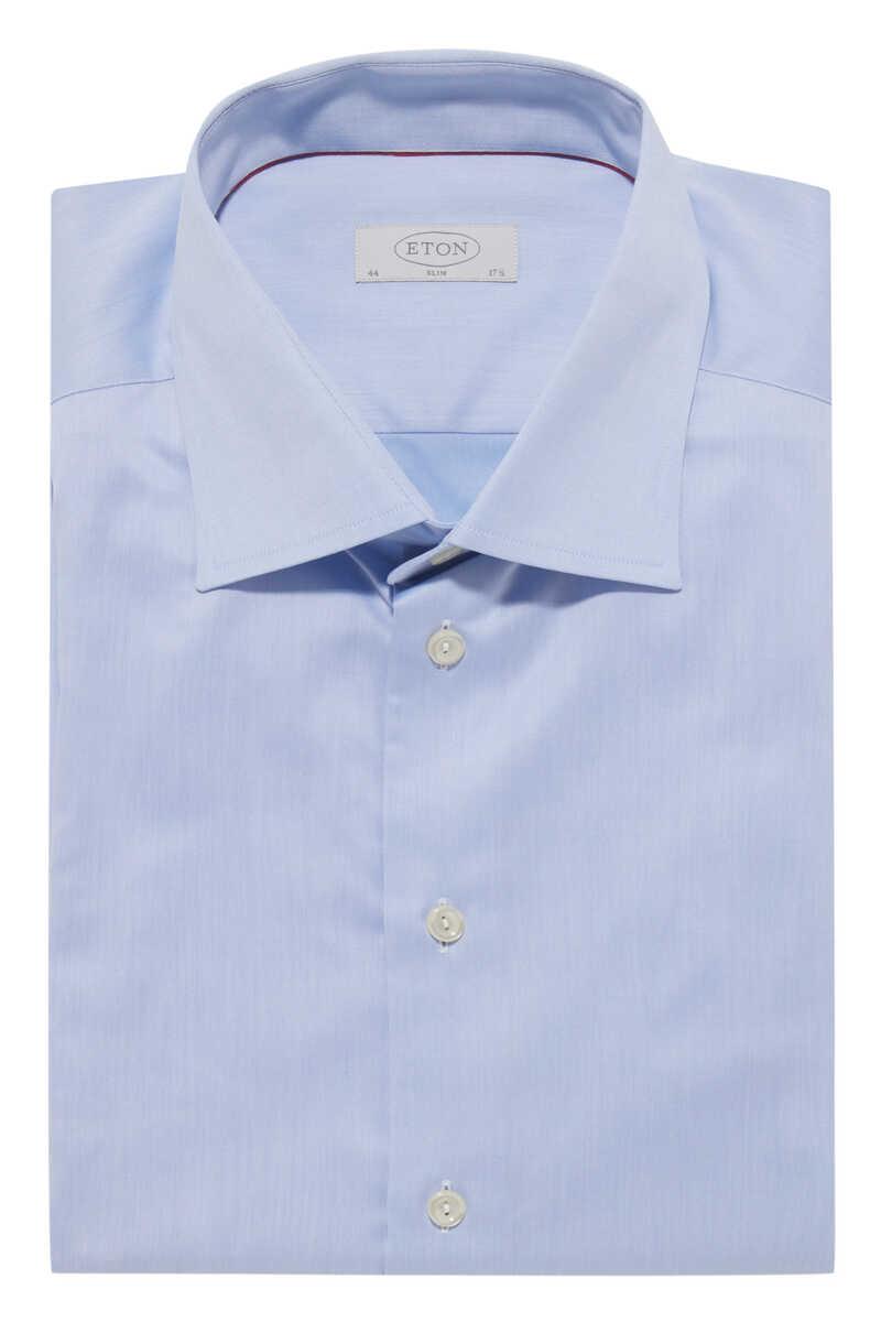 Slim Fit Cambridge Twill Shirt image number 1