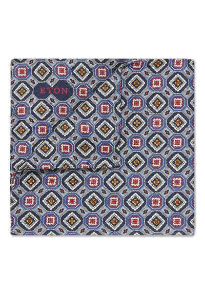 Large Tile Pocket Square