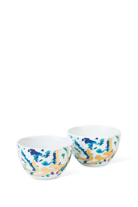 Fairuz Nut Bowls, Set of Two