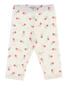 Cotton Rose Leggings